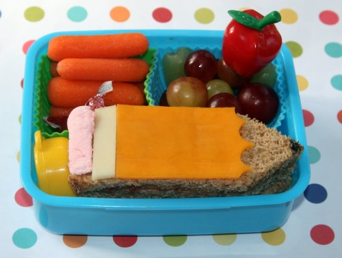first-day-of-school-bento