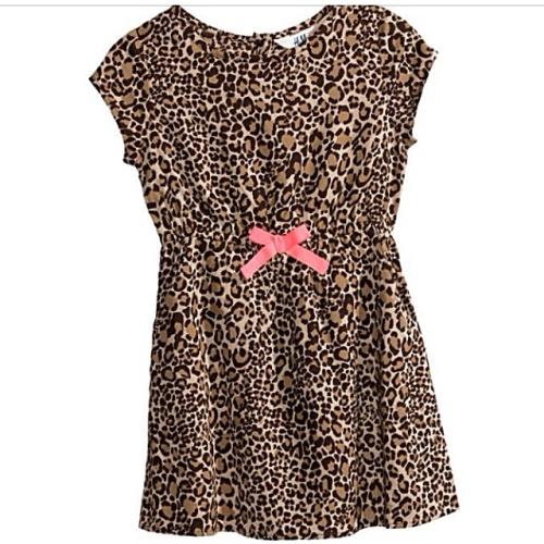hm-kids-leopard-dress-resale-consignment