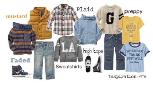 Boys Fall Fashion Trends