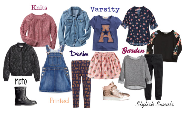 Back To School Fall 2014 Clothes Fall fashion is not just for