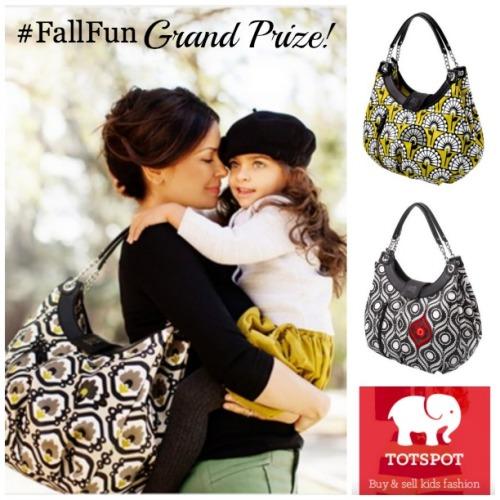 Fall Fun Grand Prize Giveaway TotSpot