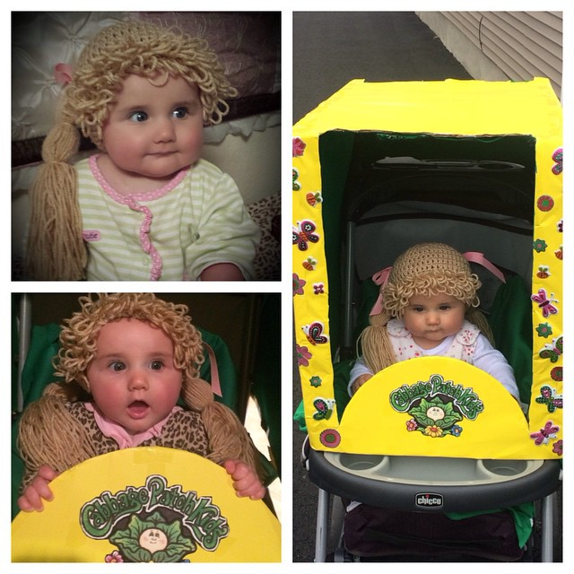 cabbage patch kid by loveylovee