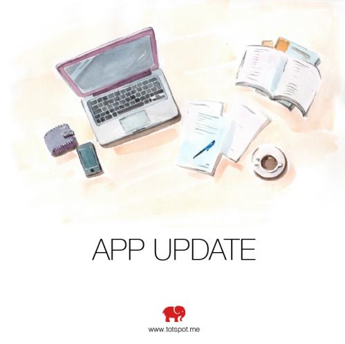 totspot app update