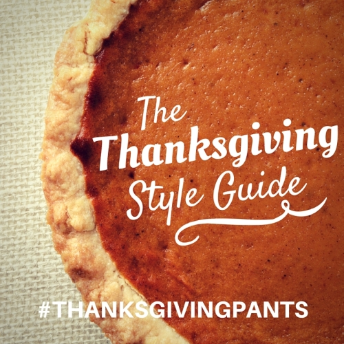 Totspot Thanksgiving Style Guide