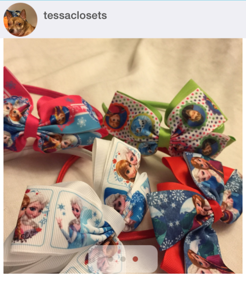 totspot hairbows